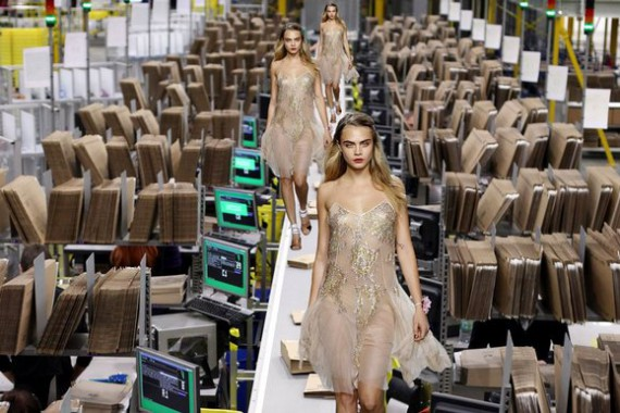 Can Amazon crack fashion?