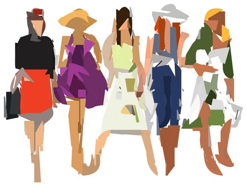 Four Ways Art Meets Fashion