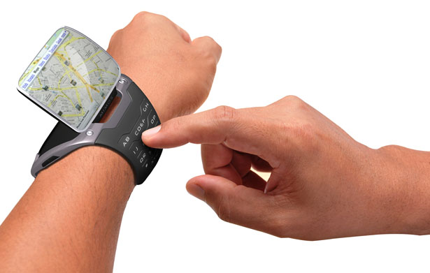 4 Gadgets You Can Wear On Your Wrist