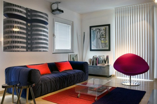 How is fashion used in home design?