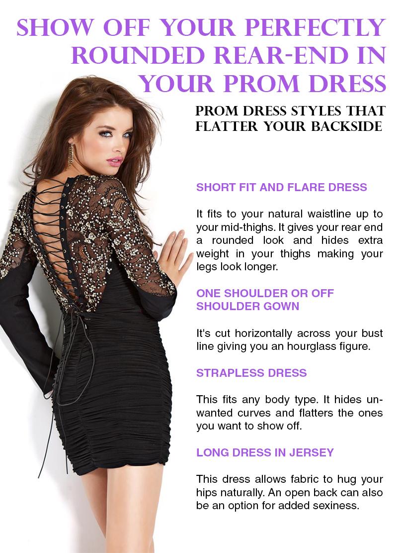 Tips for Choosing Prom Dresses that Flatter your Backside