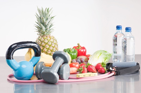 The Benefits Of A Balanced Diet, Exercise And A Healthy Lifestyle